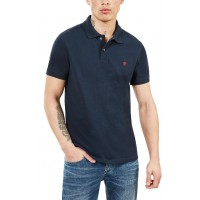 T- SHIRT POLO TIMBERLAND MILLERS RIVER PQUE TB0A1S4J ΣΚΟΥΡΟ ΜΠΛΕ