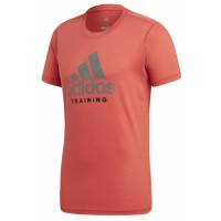 ΜΠΛΟΥΖΑ ADIDAS PERFORMANCE ADI TRAINING TEE ΚΟΡΑΛΙ