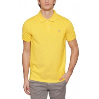 T- SHIRT POLO TIMBERLAND MILERS RIVER CA1S4J733 ΚΙΤΡΙΝΟ