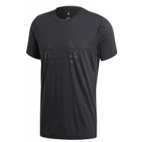 ΜΠΛΟΥΖΑ ADIDAS PERFORMANCE ADI TRAINING TEE ΜΑΥΡΗ