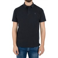 T-SHIRT POLO REPLAY M3537A.000.22450V ΜΑΥΡΟ