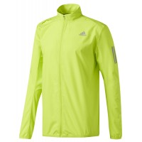 ΜΠΟΥΦΑΝ ADIDAS PERFORMANCE RESPONSE WIND JACKET ΚΙΤΡΙΝΟ