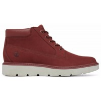 ΜΠΟΤΑΚΙ TIMBERLAND KENNISTON NELLIE CA1KFM ΚΟΚΚΙΝΟ