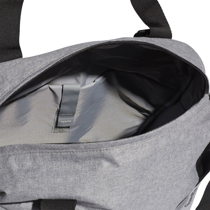 2a1d6774403 ΤΣΑΝΤΑ ADIDAS PERFORMANCE TRAINING ID HEATHERED TOTE BAG ΓΚΡΙ .