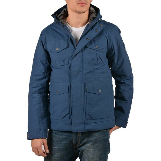 ΜΠΟΥΦΑΝ TIMBERLAND DV MOUNTAIN ISOLATN CRUISER CA1REE288 ΣΚΟΥΡΟ ΜΠΛΕ