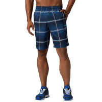 ΣΟΡΤΣ REEBOK SPORT ELEMENTS PLAID ΜΠΛΕ