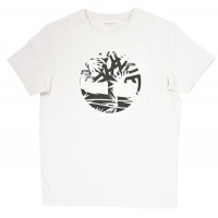 T-SHIRT TIMBERLAND KENNEBEC RIVER SEASONAL TB0A1O6B ΜΠΕΖ