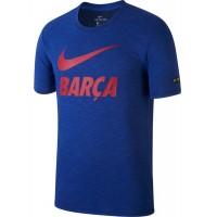 ΜΠΛΟΥΖΑ NIKE FC BARCELONA T-SHIRT ΜΠΛΕ ΡΟΥΑ