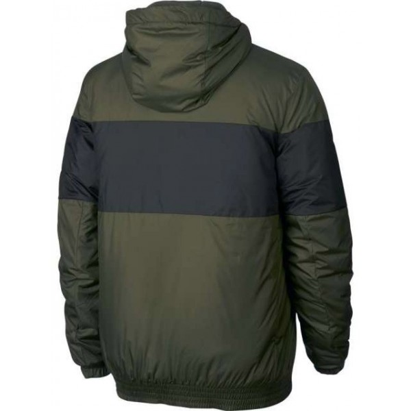 ΜΠΟΥΦΑΝ NIKE SPORTSWEAR SYNTHETIC FILL JACKET ΛΑΔΙ/ΜΑΥΡΟ