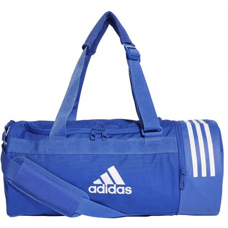 0c88215bd5 ΤΣΑΝΤΑ ADIDAS PERFORMANCE CONVERTIBLE 3-STRIPES DUFFEL BAG SMALL ΜΠΛΕ .