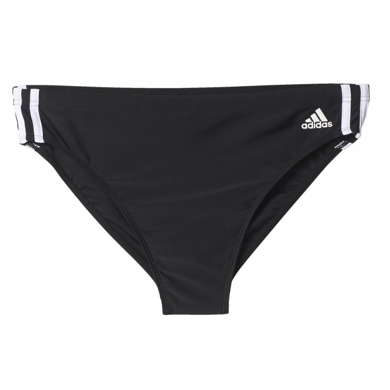 fbb7eedec38 ΜΑΓΙΟ ADIDAS PERFORMANCE 3-STRIPES TRUNKS ΜΑΥΡΟ