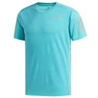 ΜΠΛΟΥΖΑ ADIDAS PERFORMANCE RESPONSE COOLER TEE ΘΑΛΑΣΣΙ