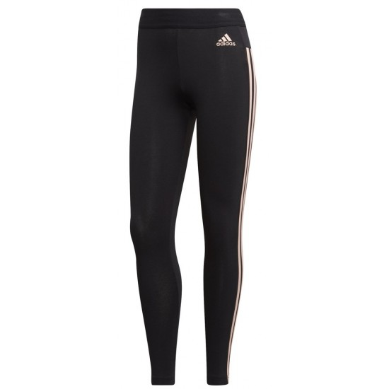 ΚΟΛΑΝ ADIDAS PERFORMANCE ESSENTIALS 3-STRIPES TIGHTS ΜΑΥΡΟ ae857bde550