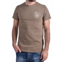 T-SHIRT TIMBERLAND BACK LOGO CA1ISBE24 ΛΑΔΙ