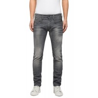 JEANS REPLAY ANBASS SLIM M914.000.21C ΓΚΡΙ